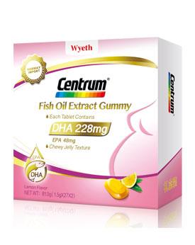 Fish Oil Extract Gummy