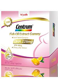 鱼油提取物DHA软糖